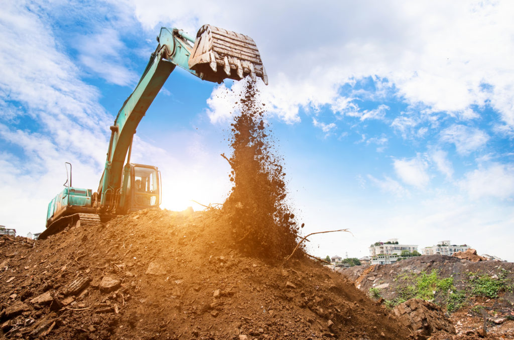 Brisbane Earthmovers - Types of Earthmoving Equipment